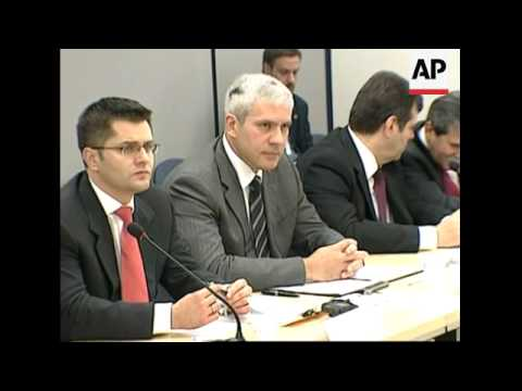 Talks on Kosovo status between Serbs, ethnic Albanians open
