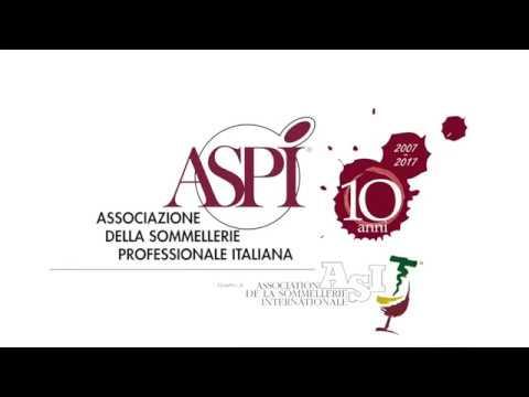 Banco d'assaggio - Col naso all ingiù - Miglior Sommelier d'Italia ASPI 2017