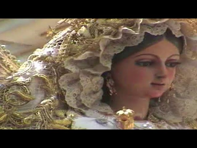 Virgen de las Mercedes de la Puerta Real - Glorias de Sevilla - Extraordinaria Pregón de las Glorias