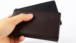 BB 604 - Dompet Kulit Real Picture + Detail (Import Specialist)