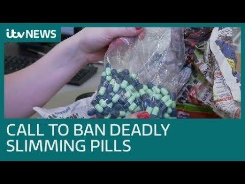 Toxic 'slimming pill' kills five men in...