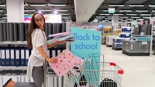 One of Life With Jess's most viewed videos: SHOPPING FOR BACK TO SCHOOL 2018!