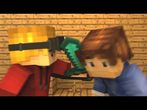 LACHLAN IN VR! - Minecraft Animated Short #16 (How To Minecraft Animation)