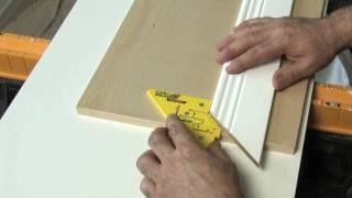 8401 Trim45 - Trim Molding Carpentry Aid From Milescraft