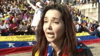 Ni los militares ni las amenazas de Nicolás Maduro detienen a la oposición venezolana