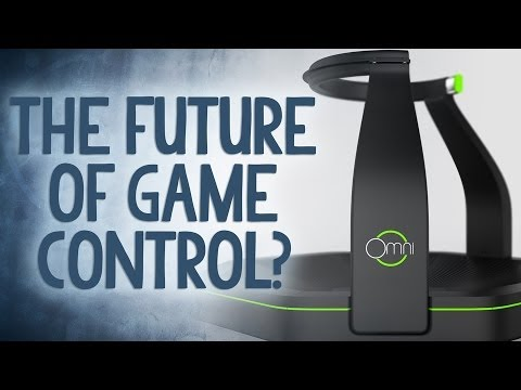 The Future of Game Control - Reality Check