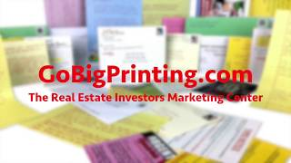 GoBigPrinting Categorize Direct Mail Templates