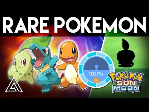 Pokemon Sun and Moon | How to Catch RARE Pokemon