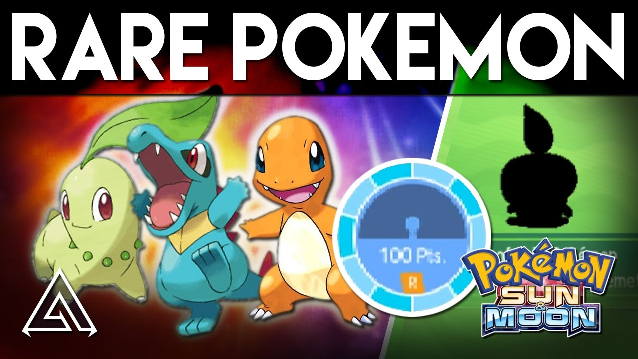 Pokemon Sun and Moon guide: How to catch rare Pokemon from