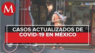 Han muerto 76 mil 430 personas por coronavirus en México