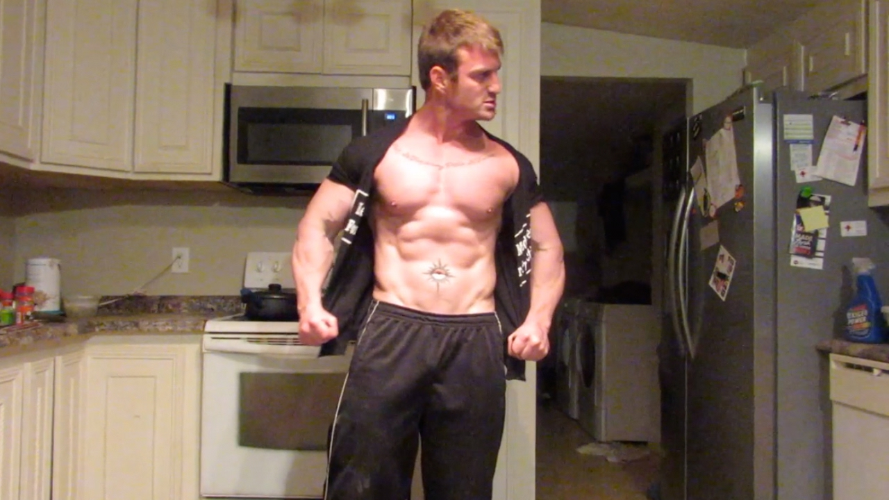 0bfb525b Thick Shirt Tear | Muscle Flex - YouTube