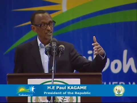 Kwibohora Pan African Youth Conference- Kigali, 2 July 2014