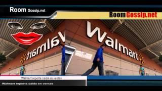 Walmart reporta caída en ventas