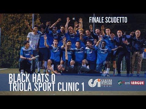 28/05/17 - Black Hats - Triola Sport Clinic (Finale Scudetto)