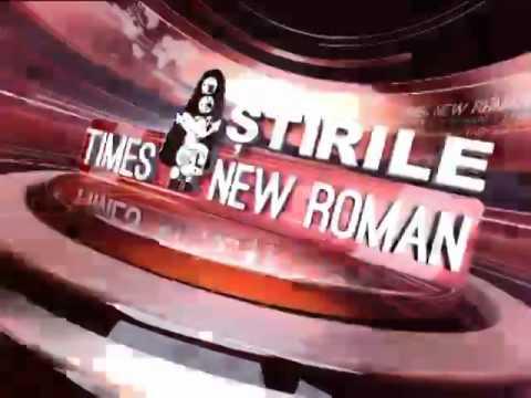 Stirile Times New Roman, din 15 martie la Prima TV