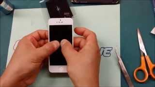 Замена стекла на IPhone 5 при помощи клея Octopus Glue(, 2014-03-08T07:09:57.000Z)