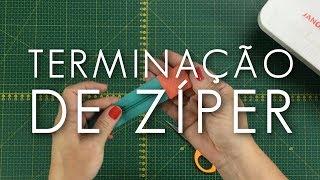 Terminação de Zíper Fácil e Perfeita (Tutorial Patchwork)