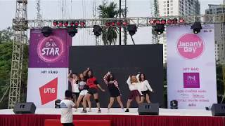 PRISTIN(프리스틴) _ WE LIKE Dance Cover by FGDance @ HHT's Garage Sales 2017