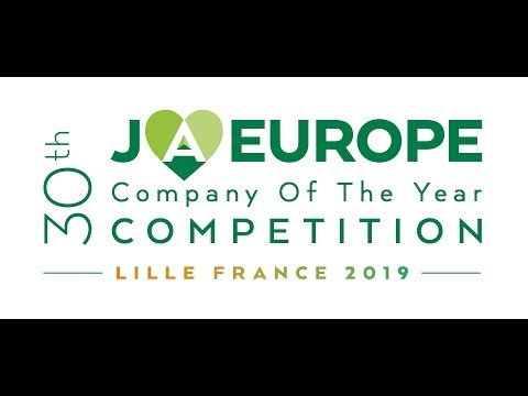 JA Europe Company of the Year 2019 #COYC19