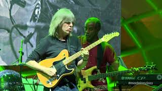 Mr PC / Mike Stern - Made in New York Jazz Festival, Montenegro 2017