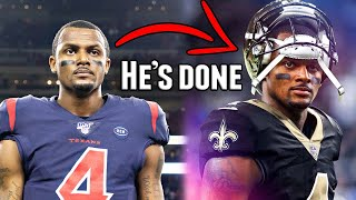 DESHAUN WATSON REFUSES TO PLAY FOR HOUSTON TEXANS! TRADE FOR HIM & JJ WATT INEVITABLE!