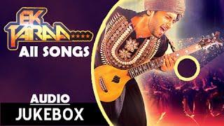 Ek Taraa - Audio Jukebox - All Songs - Avadhoot Gupte, Santosh Juvekar - Marathi Movie