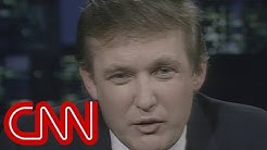 """Donald Trump: """"I don't want to be president"""" -  entire 1987 CNN interview (Larry King Live)"""