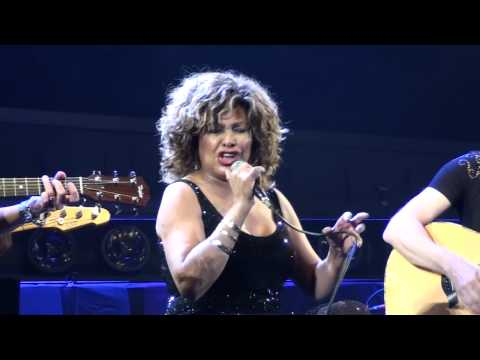 Tina Turner Help, Arnhem May 2nd, last show in Arnhem