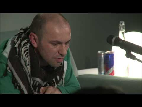 Henrik Schwarz and Bugge Wesseltoft improvise during their session at RBMA London 2010