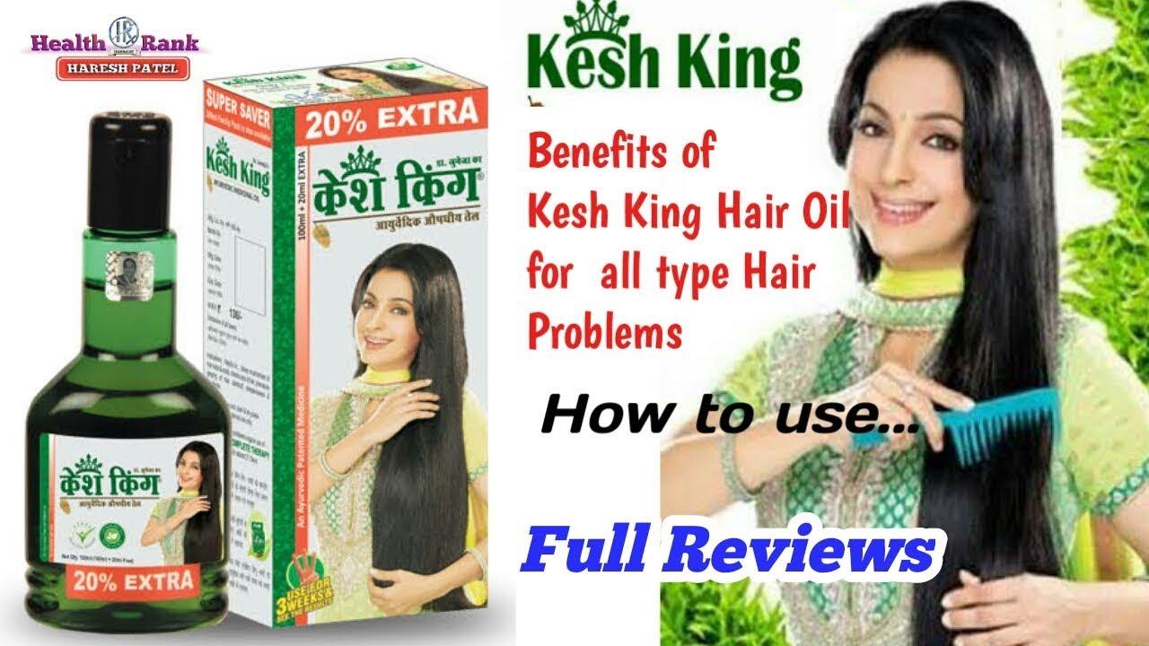 Kesh King Hair Oil - 100Ml /(20Ml Free/) by KESH KING