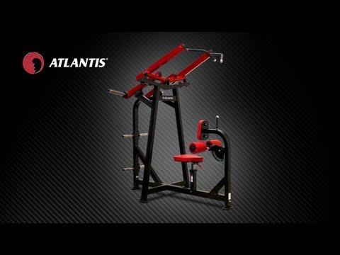 tri flex exercise machine