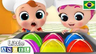 O Bebê Faz Pães Quentinhos! | Clássico Infantil do Canal do Joãozinho