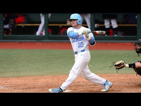 UNC Baseball: Ladowski Powers Heels to 12-Inning Win at Miami