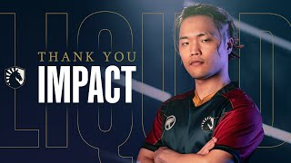 Thank You, Impact | Team Liquid LoL Roster Update | lolesports