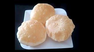Restaurant style chola bhature puriluchi recipe in bangla