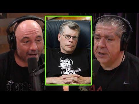 Joe Rogan and Joey Diaz on Stephen King