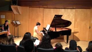 2015 Spring Piano Recital by Eva Mae McKenna