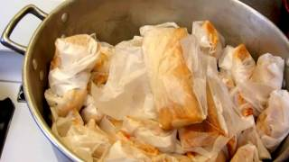 Stacking your Tamales! Part 2 of 3