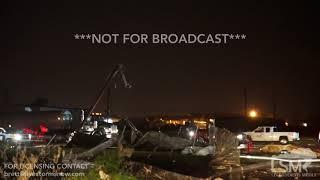 5 25 19 El Reno, Ok Tornado Damage