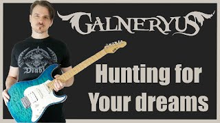 Galneryus - Hunting For Your Dream (Hunter X Hunter Ending) (Guitar Cover HD)