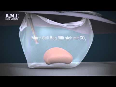 In-Bag Morcellation - More-Cell-Safe von A.M.I. - 3D ...