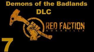 Red Faction Guerrilla Demons of the Badlands DLC (Part 7) Redemption Pt 1