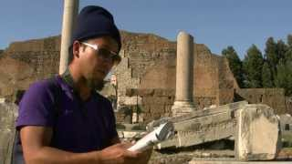 アキーラさん訪問④イタリア・ローマ・古代遺跡群フォロロマーノ・ForoRomano,Rome(Roma),Italy