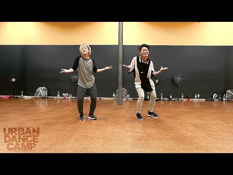 Rude - Magic! / Koharu Sugawara Choreography ft Yuki Shibuya / URBAN DANCE CAMP
