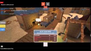 Roblox Mad paintball red gameplay