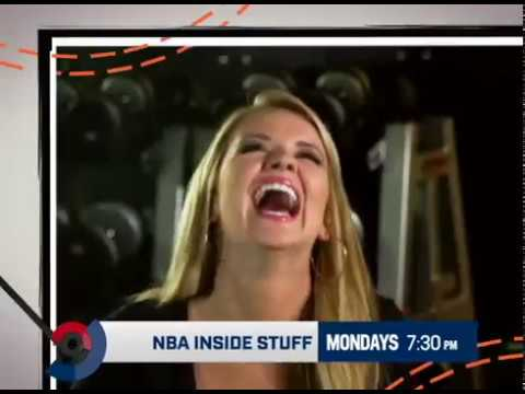 NBA Inside Stuff on BTV