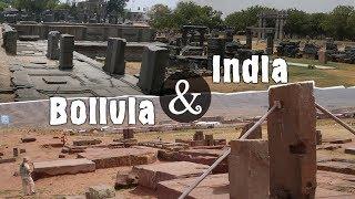 ИНДИЯ: Форт Варангал - аналог Тиуанако и Пума Пунку? #1