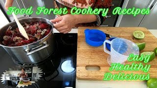 Rosella Jam Recipe Quick And Delicious