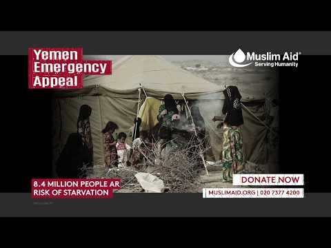 Yemen Emergency Appeal | Muslim Aid