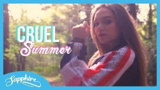 Cruel Summer - Taylor Swift | Cover by Sapphire